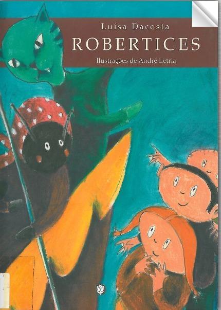 Robertices | PDF Flipbook | Biblioteca Entre Ribeiras | Scoop.it