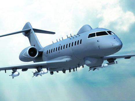 IAI présente au salon Aero India un nouvel avion de patrouille maritime basé sur le jet d'affaires Bombardier Global 5000 | Newsletter navale | Scoop.it