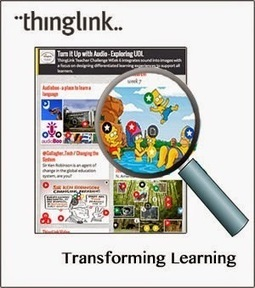 Transforming Teaching & Learning with ThingLink | IPads and technology in the classroom | Scoop.it