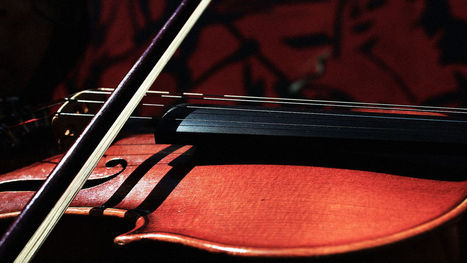 The Evolution Of Violin Design: How Stradivarius Won The PR War | Music, Theatre, and Dance | Scoop.it