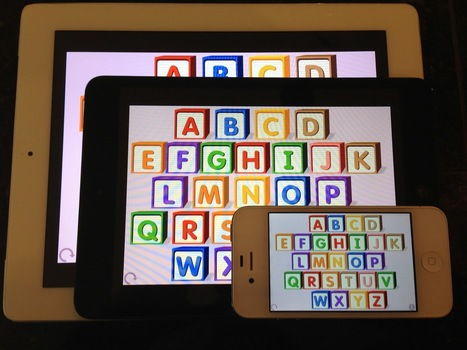Digital Kindergarten: Getting iPads into Your Classroom | ipad use with financial Literacy | Scoop.it