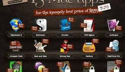 MacHeistでEvernoteプレミアム15ヶ月分を含む$539ドル分のアプリがお ... | Evernote news | Scoop.it