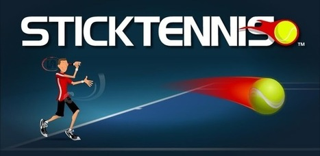 Stick Tennis - Android Apps on Google Play | Android Apps | Scoop.it
