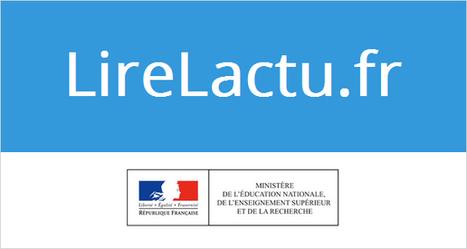 Najat Vallaud-Belkacem lance la plateforme lirelactu. ... | LES INFOS DE LA SEMAINE | Scoop.it