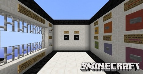 Auto Parkour Map 1.8   Minecraft 1.7.4/1.7.2   Map for Minecraft   Scoop.it