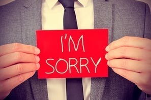 The Three Parts of an Effective Apology | Healthy Marriage Links and Clips | Scoop.it
