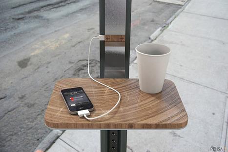 Street Charge - Design Concept   TrendsArt   Scoop.it