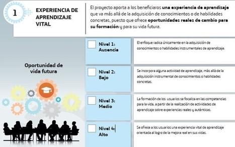 Decálogo de un proyecto innovador: guía práctica Fundación Telefónica - Explorador de innovación educativa - Fundación Telefónica | E-Vila | Scoop.it