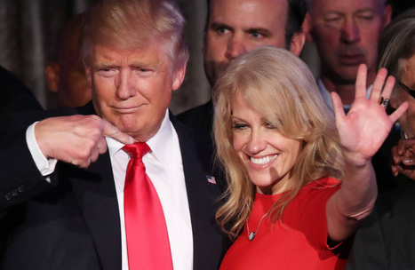 Kellyanne Conway Takes Down Jennifer Palmeiri Who Calls Trump White Supremacist | Conservative Politics | Scoop.it