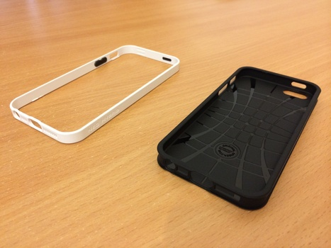Get Review of New Spigen Neo Hybrid Case for iPhone Case Cover at Synapse News | Synapse News | Technology and Film | Scoop.it