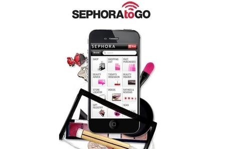 Influencia - Je Like - Passbook devient le portefeuille digital de Sephora ! | Luxe & Tendances | Scoop.it