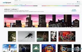 Wallpoper : des milliers de fonds d'écran gratuits | Geeks | Scoop.it