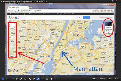 Monosnap : Logiciel de capture d'écran pour réaliser des tutoriels | Quatrième lieu | Scoop.it