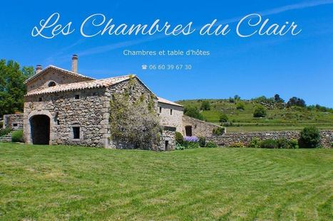 Les Chambres du Clair | All about everything | Scoop.it