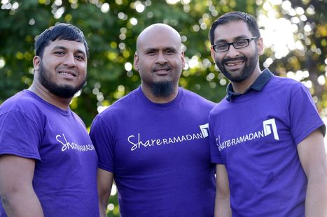 Pals on web mission to spread the message of Ramadan | A.I.F News Feed | Scoop.it
