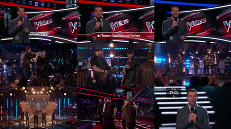 The Voice Season 5, Episode 15 – Live Eliminations 1 | Daily TV-Shows for You | My Media | Scoop.it