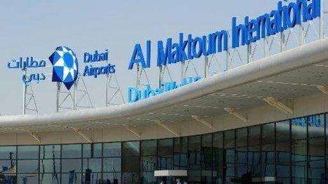 Dubaï ouvre son nouvel aéroport, conçu pour être le plus grand du monde | Aviation | Scoop.it