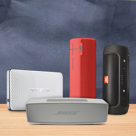 Guide d'achat d'enceintes Bluetooth portables | Freewares | Scoop.it