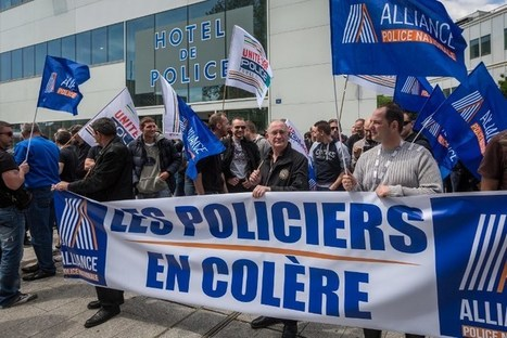 Les manifestations des policiers expliquées aux enfants | 1jour1actu | CLEMI : Infodoc.Presse-Jeunesse | Scoop.it