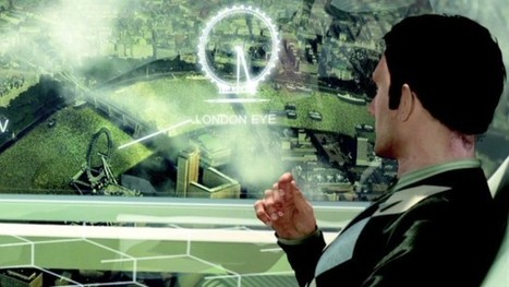 How cool is the airplane of the future? | FutureChronicles | Scoop.it