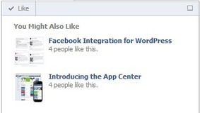 Recommendations Bar Comes to Facebook - 'Net Features - Website Magazine | Wine Harmony (TM) | Scoop.it