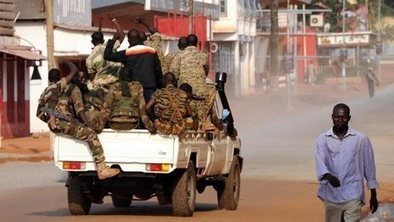 More than 100 dead in CAR fighting   peacekeeping and peacebuilding   Scoop.it