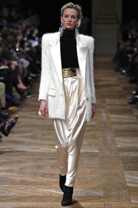 Fashion: Best Of The Paris Fashion Week FW13 | Moda | Scoop.it