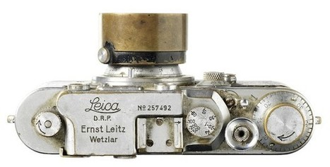 Leica III Behind Iconic 'Flag Over Reichstag' Photo Going Up for Auction in November | xposing world of Photography & Design | Scoop.it