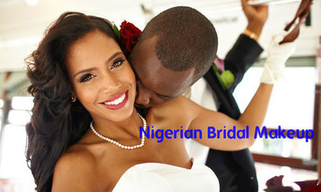 Nigerian Bridal Makeup: Complete Tips and Tutorial Guide - Stylish Walks | Beauty Fashion and Makeup Tips or Ideas | Scoop.it