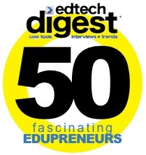 50 Fascinating Edupreneurs | Educational Technology in Higher Education | Scoop.it
