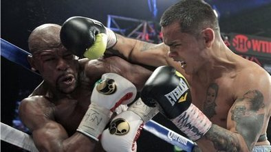 Mayweather set for Maidana rematch | Boxing | Scoop.it