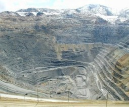 Rio Tinto copper mine in Utah evacuated after slide | Sustain Our Earth | Scoop.it