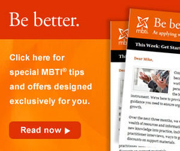 Trait Versus Type | MBTI® Talk Blog | Personality Type @ Work | Scoop.it