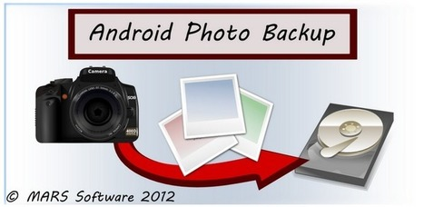Android Photo Backup - Applications Android sur GooglePlay | Android Apps | Scoop.it