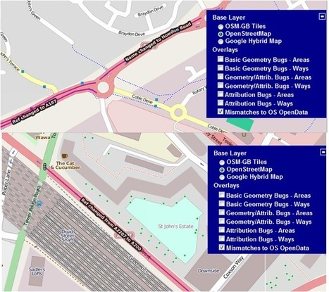 OSM-GB Project Blog | Progress in quality assessment and improvement of OpenStreetMap data for Great Britain | geocomputational statistics and GIS | Scoop.it