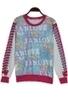 Bold Pattern Sweatshirt - OASAP.com | Oasap street fashion | Scoop.it