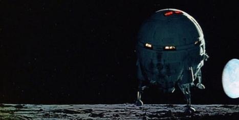 Un vaisseau de 2001 : l'Odyssée de l'Espace s'arrache aux enchères | SyFantasy.fr | Vente aux encheres mobilier  design et pop culture | Scoop.it