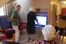 Les jeux-exercices de la Wii sont bons pour le cerveau des personnes âgées (vidéo) | Seniors | Scoop.it