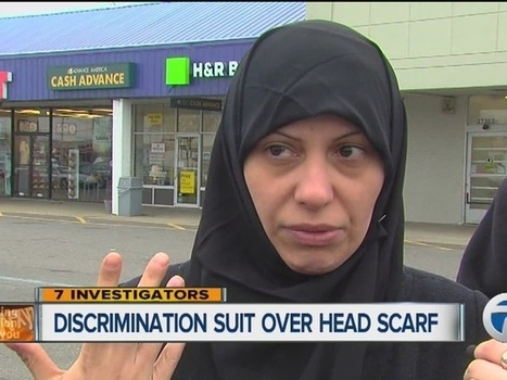 Arab-American woman sues claiming she was denied service | War Against Islam | Scoop.it