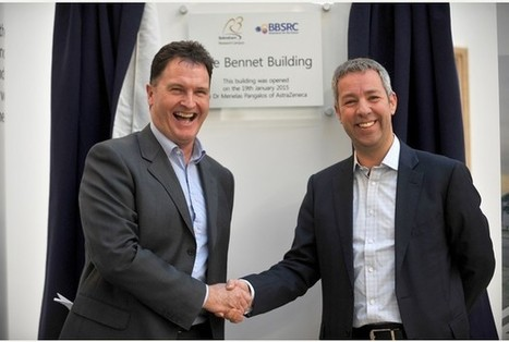BBSRC mention, Celia Caulcott quote: Babraham Research Campus officially opens new laboratories | BIOSCIENCE NEWS | Scoop.it