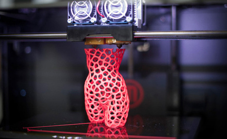 Is 3D printing ready for take-off? | Barclays | Replika | Scoop.it