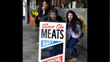 Save on Meats gets new sign, starts food campaign | Food issues | Scoop.it