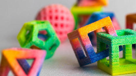 3-D Printed Candy Makes Me Love The Future | Lowton's Scoop.it on Digital Tools for Teachers | Scoop.it