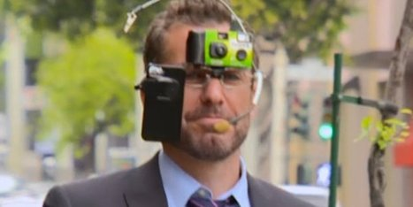 'The Daily Show' Nails Exactly What's Wrong With Google Glass   ideaBOOST Mind Pirate: Wearable Technology   Scoop.it
