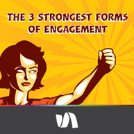 Likes Are Passive: The 3 Strongest Forms of Engagement | strategic brand marketing | Scoop.it