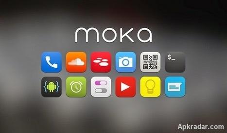 Moka Icon Pack APK Free Download - Download Android Free APK | Free Download APK for Android | Scoop.it