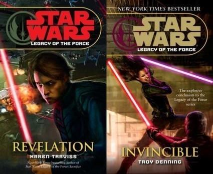 Rumeur : l'Episode VII adapterait les romans de l'Héritage de la Force - Star Wars-Universe | Rumeurs (ou pas) | Scoop.it