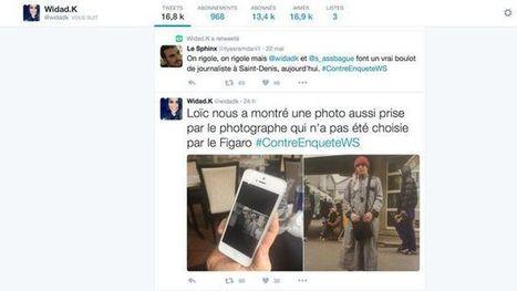 #Média : Contre-enquête en direct sur #Periscope et #Twitter ( #LeFigaro bidouille, engendre vote FN,engendre haine) | Infos en français | Scoop.it