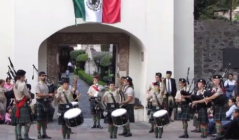 On St. Patrick's Day, Mexico remembers the Irishmen who fought for Mexico against the US | AP HUMAN GEOGRAPHY DIGITAL  STUDY: MIKE BUSARELLO | Scoop.it