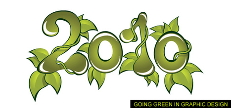 Going Green in Graphic Design | Creativeoverflow | Aspect 2 & 3 | Scoop.it